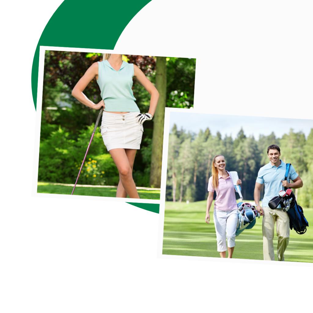 golf express 9 golf apparel